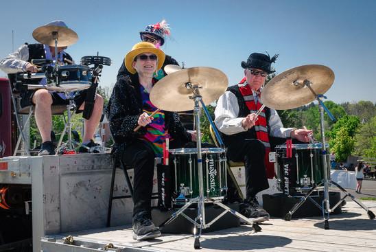 Optimists Alumni (Woodstock, 2016)