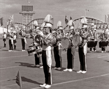 40 years ago! Toronto Optimists at the Nationals, Peter Byrne on soprano (Toronto, Sept 3, 1972)
