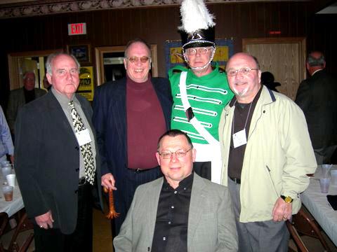Optimists Alumni corps members (G.A.S., 2007)