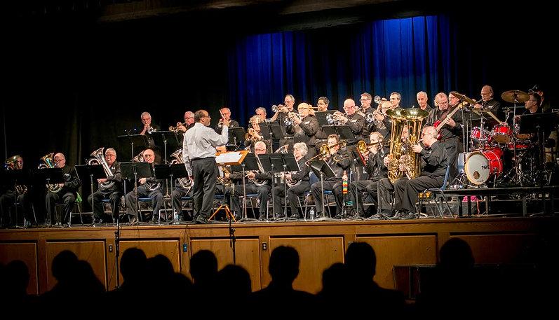 DOCA Brass Ensemble (Simcoe, 2014)