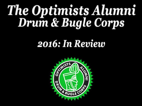 2016 Optimists Alumni: In Review (on YouTube)