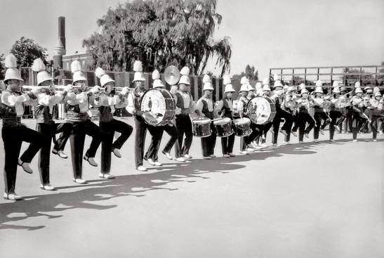 Grantham Police Boys Band (1960)