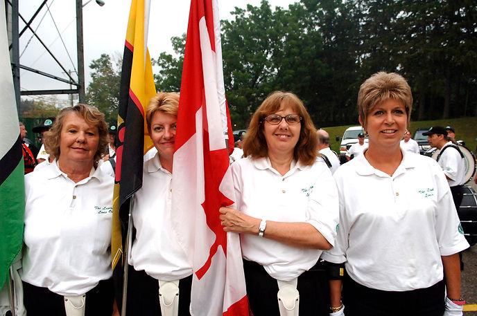Guard members (Waterloo 2006)