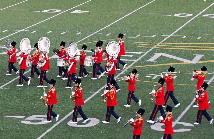Burlington Teen Tour Band (Waterloo, 2013)