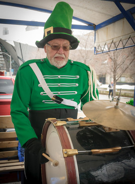 Ken Taylor, Optimists Alumni (Toronto St Pat's Parade, 2019)