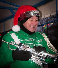 Doug Roblin, Optimists Alumni (Brampton Santa Parade, 2019)