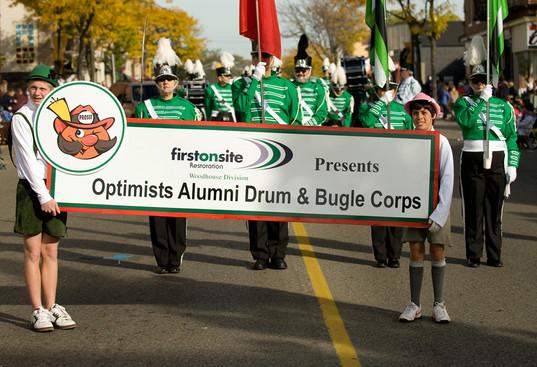 Optimists Alumni (Oktoberfest, 2008)