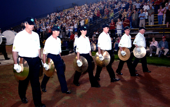 Optimists Alumni Cymbals (Waterloo, 2006)
