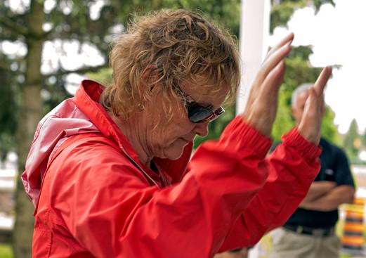 Jackie Nicholls, DM Optimists Alumni (Oshawa Exhibition, June 1, 2013)
