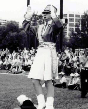Kathy Gray, DM, London Midlanders (1976)