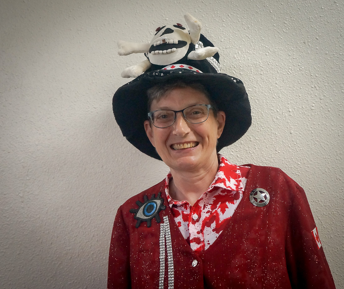 Judy Ferguson, Optimists Alumni (Jeju, South Korea, 2019)