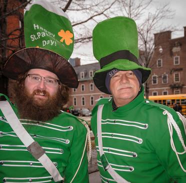 Matt and Rick, Optimists Alumni (Toronto St Pat's Parade, 2019)