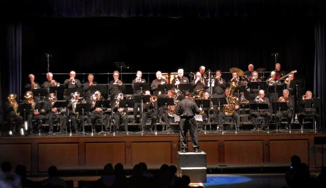 DOCA Brass Ensemble (Simcoe, 2011)