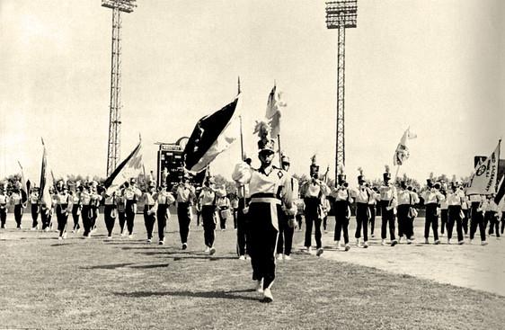 Blessed Sacrament Golden Knights (Roosevelt Stadium, 1964)