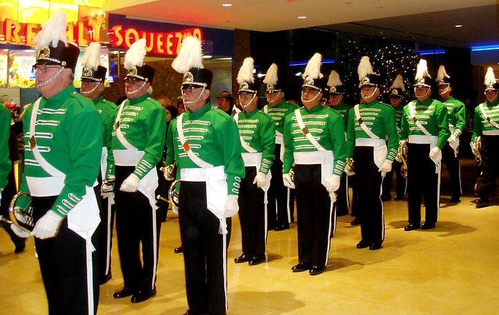 Optimists Alumni (Yorkdale Santa Claus Parade, 2007)