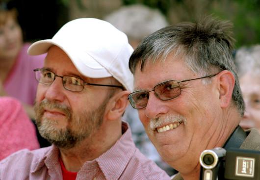 Wayne Dean and Marcel Smolinski (Honouring Wayne Dean, 2008)