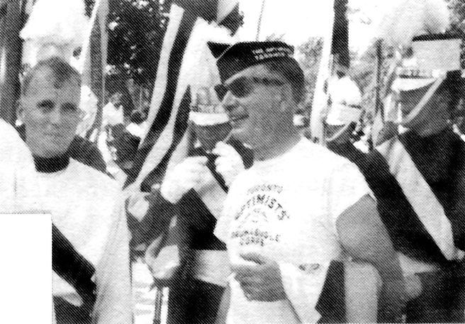 Barry Bell & Mr Baggs