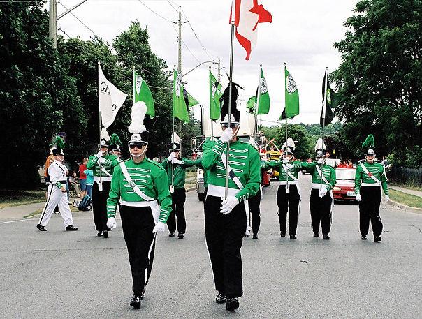 Optimists Alumni, Canada Day parade (Cambridge, 2007)