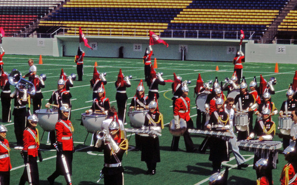 1st Canadian Regiment (Ivor Wynne Stadium, 1980)
