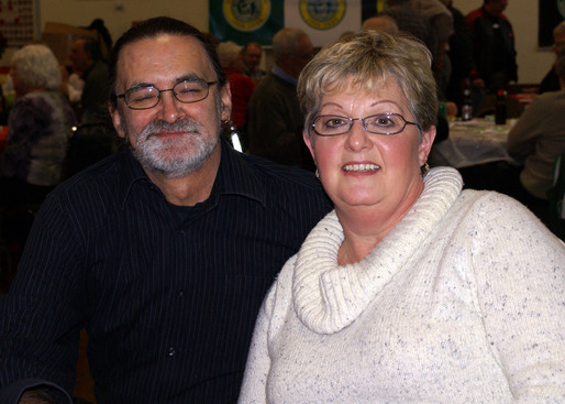 Ron and Jan Smith, January Party (2008)