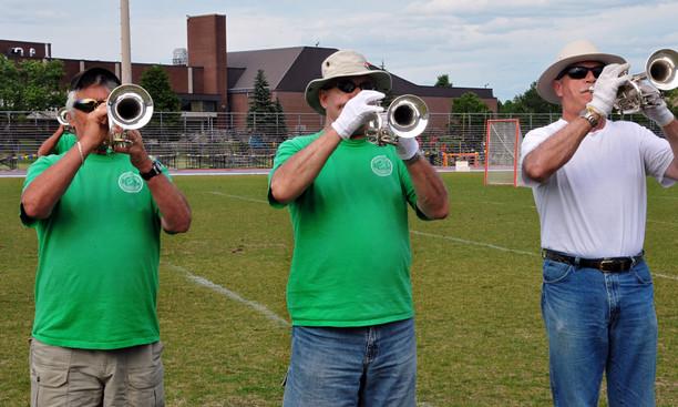Warren Berger, Joe Gianna and Rick Lang (Sudbury, 2011)