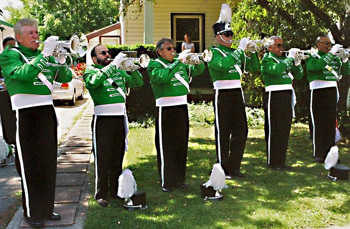 L-R: Gord Brown, William Porquet, Terry Sweeney, Rick Lang, Warren Berger, Joe Gianna  Photo by Eric McConachie