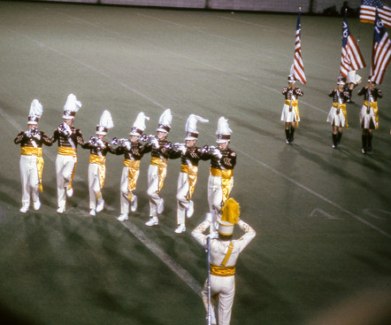 Garfield Cadets (Shriners' Show, Hamilton, 1972)