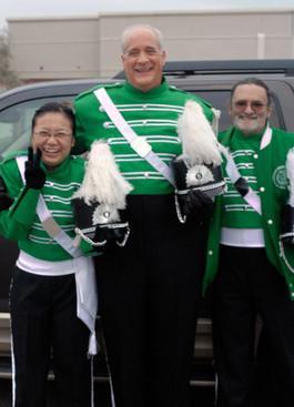 Kimiko Yamada, Mike Lang and Ron Smith (Milton, 2009)