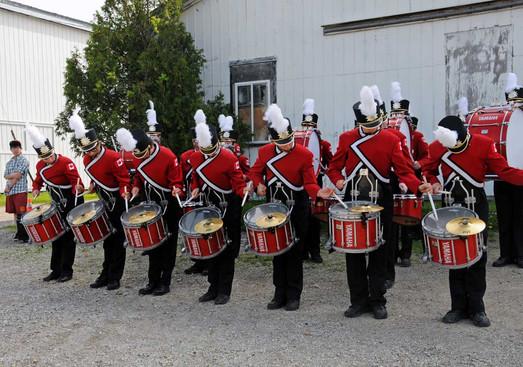 MM Robinson High School Drumline (Woodstock, 2011)