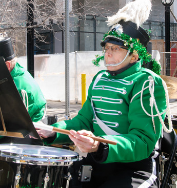 Judy Ferguson, Optimists Alumni (Toronto St Patrick's Day Parade, 2017)