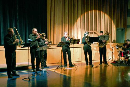 K-W Hot Brass Ensemble (Simcoe, 2011)
