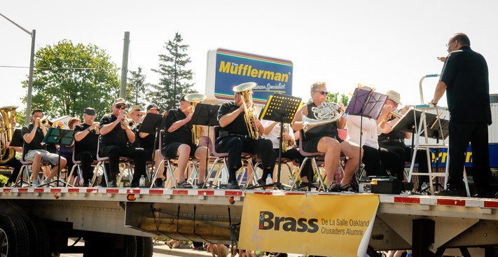 DOCA Brass Ensemble (Woodstock, 2016)