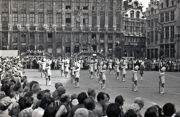 Alberta All Girls (Belgium, 1977)