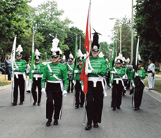 Canada Day in Cambridge (2007)