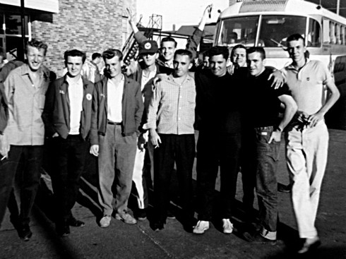 A bunch of Grantham guys (1960)