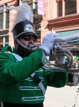 Matt Davis, Optimists Alumni (Toronto St Patrick's Day Parade, 2017)