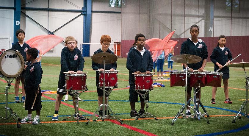 The K-W Northstar Summer Youth Band (Oshawa, 2014)