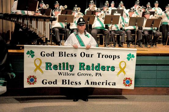 Reilly Raiders (St Joe's, 2009)