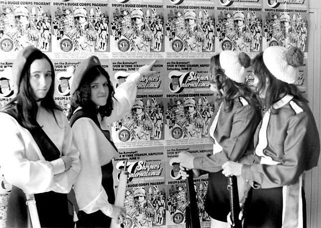 Photo presentation for 1972 Shrine Show