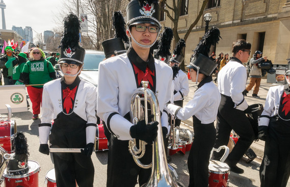 Northstar (Toronto St Patrick's Day Parade, 2017)