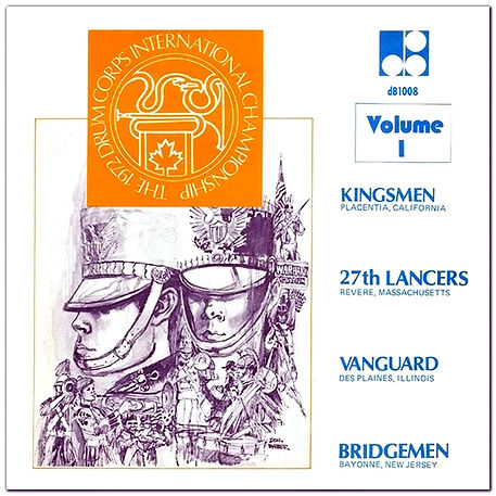Artwork by Don Daber  Don also designed the DCI logo used on this cover