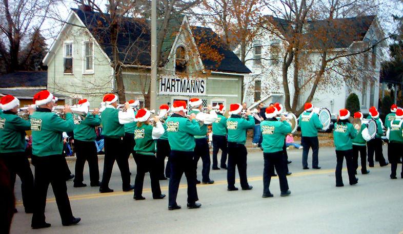 Optimists Alumni (Milton Santa Claus Parade, 2006)