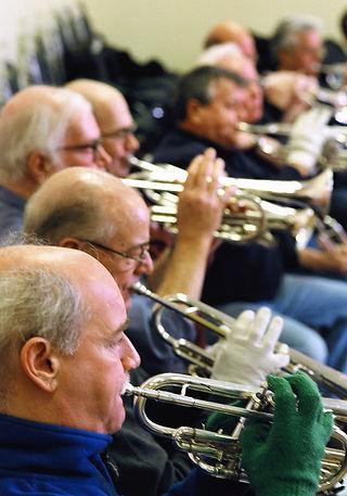 Rehearsing at the Legion (2007)