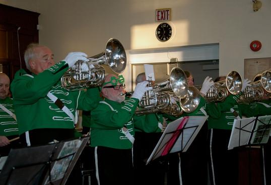 Optimists Alumni (Wearing of the Green, 2013)