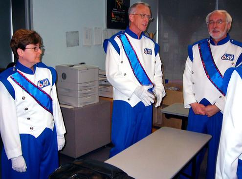 Pat Buttigieg, Len Perrin and Dave Kirton (649 Promo, 2004)