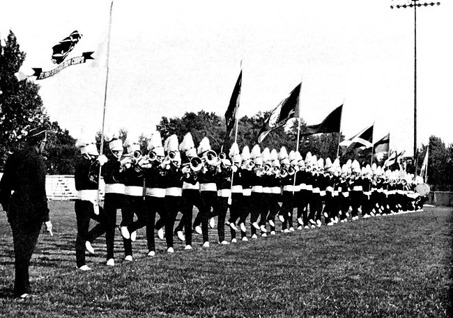 Kitchener Flying Dutchmen, a senior corps (about 1963)