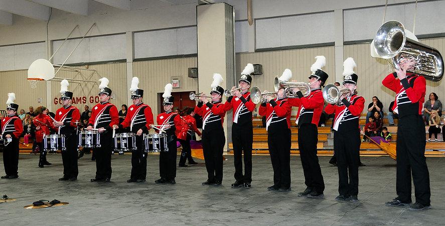 Scout House Cadets (MM Robinson, Burlington, 2016)