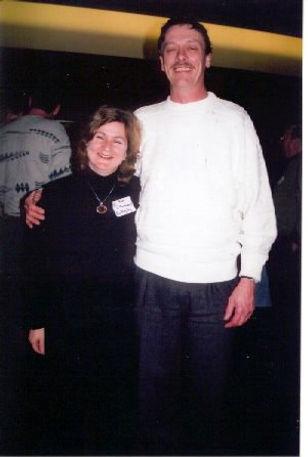 Pat Tunney (Buttigieg) and Vic Sciore (Seneca Optimists Reunion, 2006)