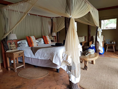 Mukambi Safari Lodge.