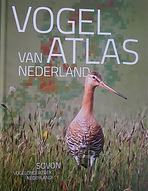 Vogel Atlas van Nederland, SOVON dec 2018.